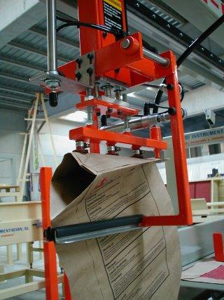 Ivbph M4 Inner Valve Bag Placer Power Robotics 2007
